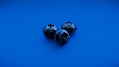 myrtille bleu